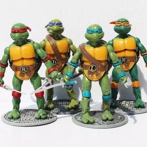 Teenage Mutant Ninja Turtles (Vintage Classic 1998